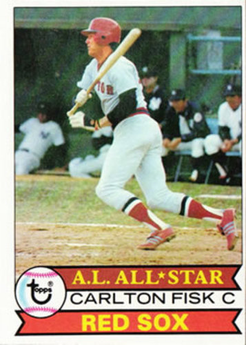 Photo of 1979 Topps #680 Carlton Fisk