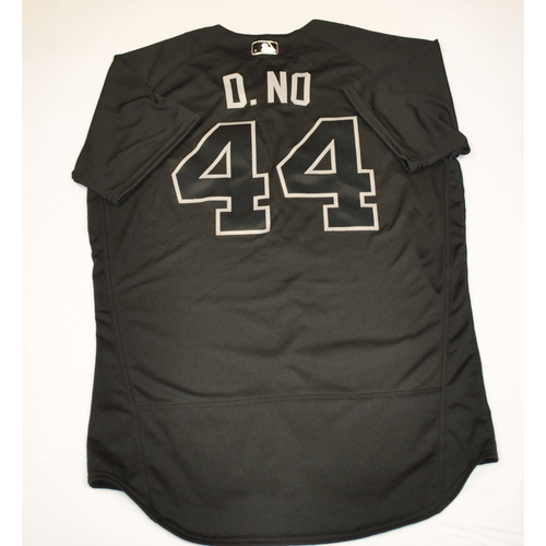 "Photo of Daniel ""D. NO"" Norris Detroit Tigers Game-Used 2019 Players' Weekend Jersey"