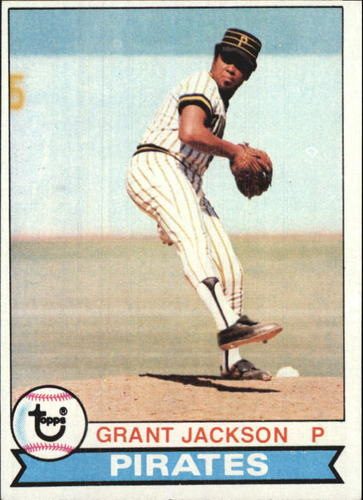 Photo of 1979 Topps #117 Grant Jackson