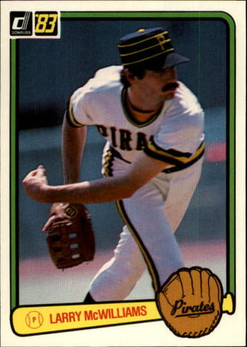 Photo of 1983 Donruss #45 Larry McWilliams