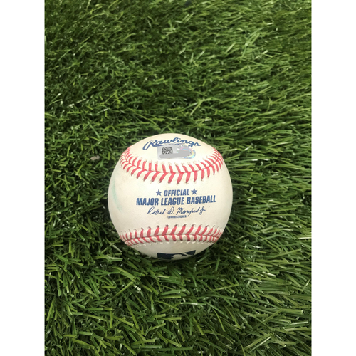 Trea Turner Grand Slam Baseball - 9/27/2020