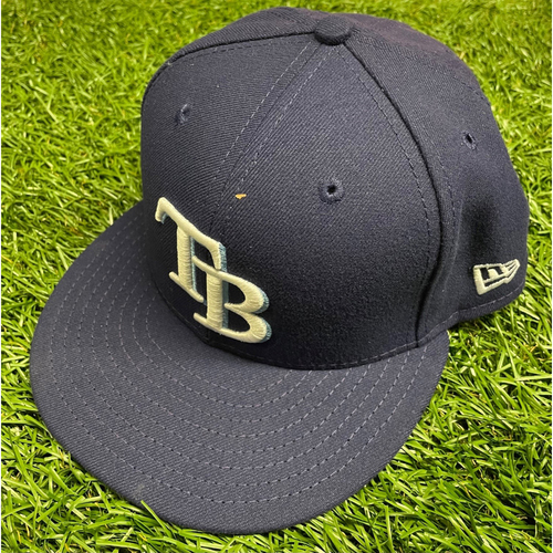 Team Issued TB Cap: Yoshitomo Tsutsugo #25