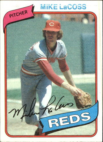 Photo of 1980 Topps #199 Mike LaCoss