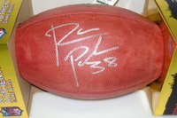 CHIEFS - RON PARKER SIGNED AUTHENTIC FOOTBALL