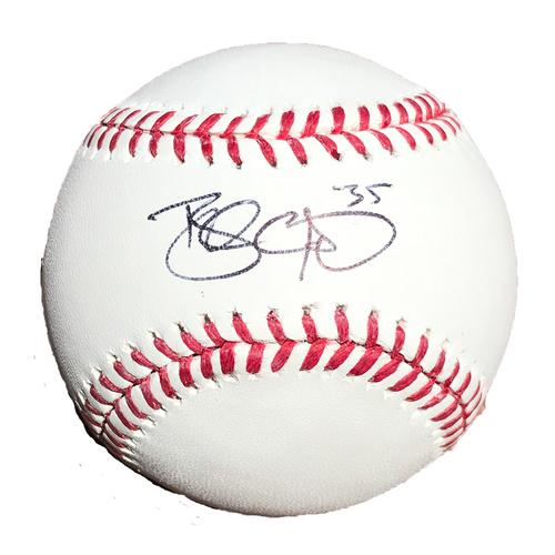 Photo of San Francisco Giants - Brandon Crawford Autographed Ball