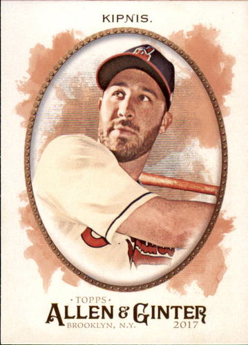 Photo of 2017 Topps Allen and Ginter #236 Jason Kipnis