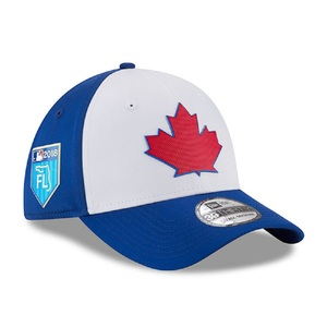 Toronto Blue Jays Authentic Collection Spring Training 2018 Stretch Fit Cap by New Era