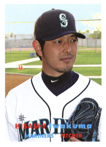 Photo of 2015 Topps Archives #19 Hisashi Iwakuma