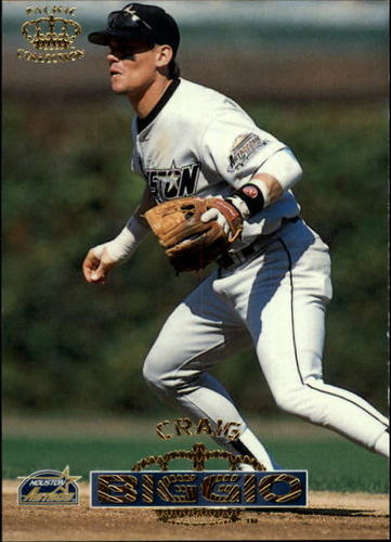 Photo of 1996 Pacific #94 Craig Biggio
