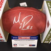 NFL - STEELERS MASON RUDOLPH SIGNED AUTHENTIC FOOTBALL