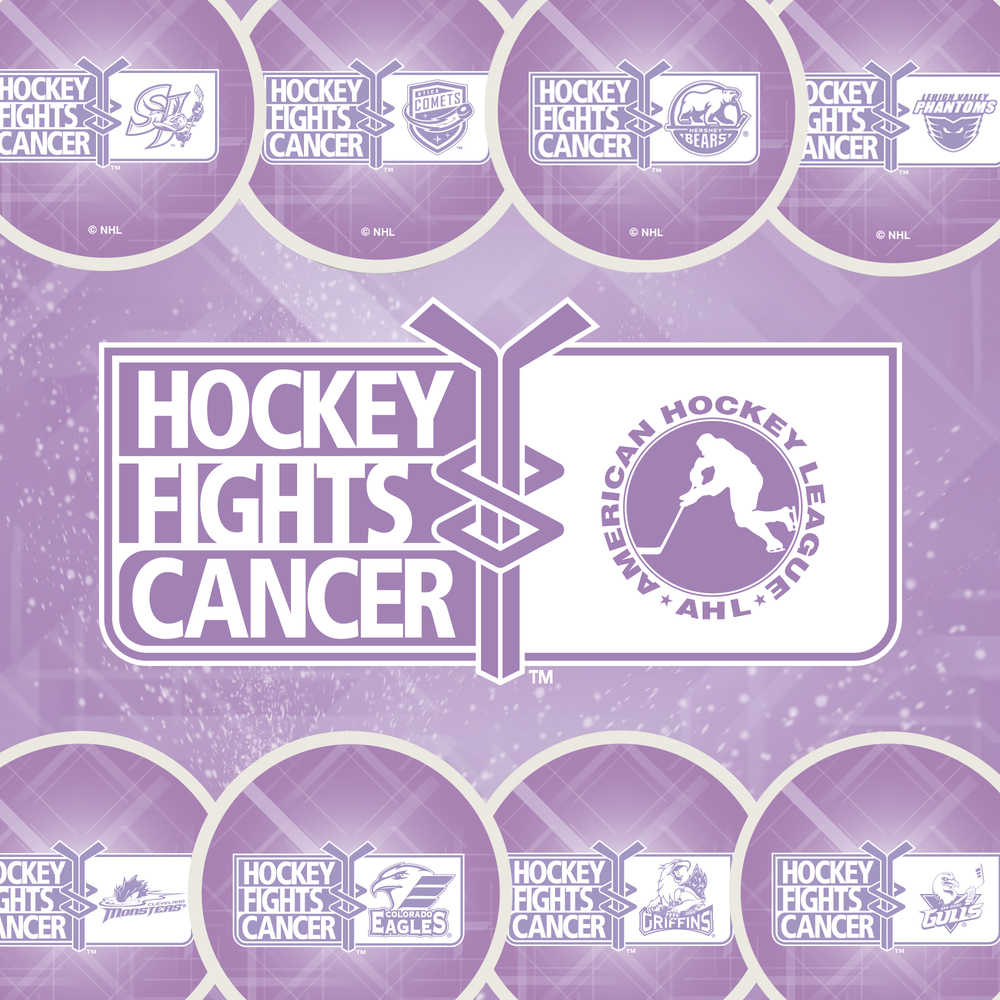 2019 Hockey Fights Cancer™ Puck Collection