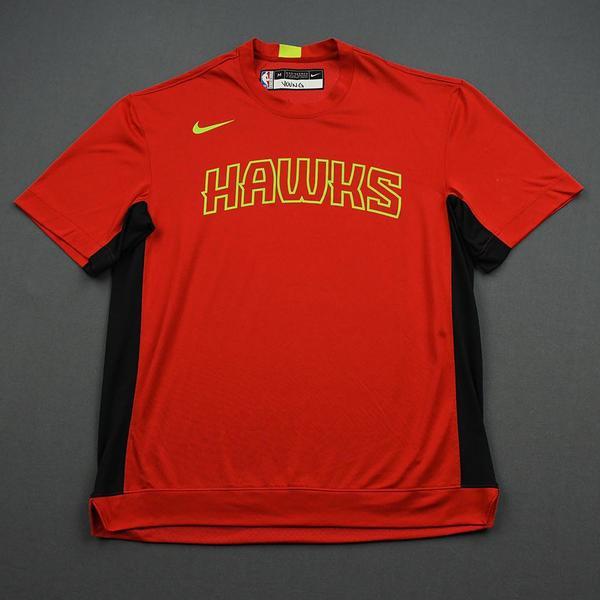 Image of Trae Young - 2020 NBA Rising Stars - Team USA - Warm-up and Game-Worn Shooting Shirt