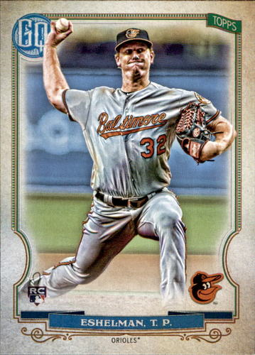 Photo of 2020 Topps Gypsy Queen #33 Tom Eshelman RC