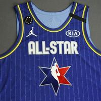 NikolaJokic - 2020 NBA All-Star - Team LeBron - Autographed Jersey