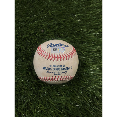 Photo of Scott Kingery Home Run Baseball - 9/22/2020