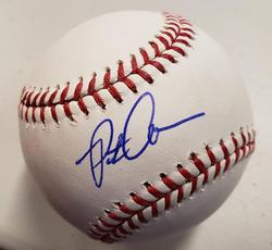 Photo of Pete Alonso Signed Baseball