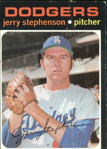 Photo of 1971 Topps #488 Jerry Stephenson