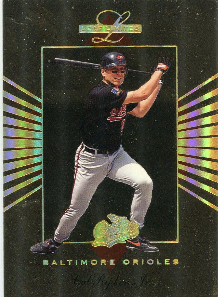 1994 Leaf Limited Gold All-Stars #7 Cal Ripken