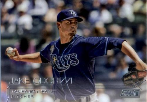 Photo of 2015 Stadium Club #261 Jake Odorizzi