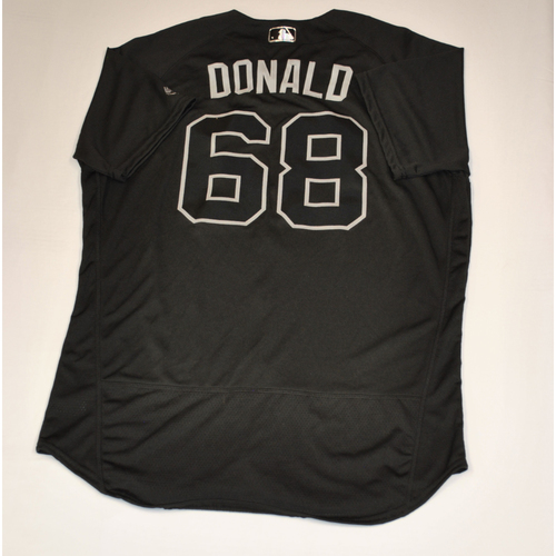 "Photo of Daniel ""DONALD"" Stumpf Detroit Tigers Team-Issued 2019 Players' Weekend Jersey"