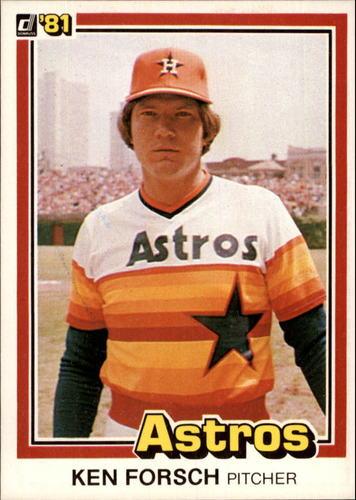 Photo of 1981 Donruss #141 Ken Forsch