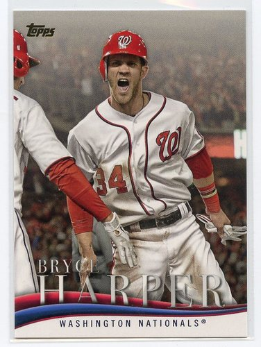 Photo of 2018 Topps Update Bryce Harper Highlights #BH5 Bryce Harper