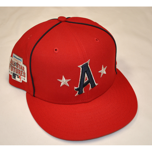 Photo of Game-Used Cap - 2019 All-Star Futures Game - Charlie Manuel