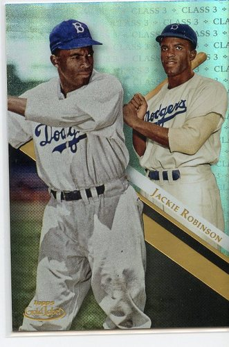 Photo of 2019 Topps Gold Label Class 3 #78 Jackie Robinson