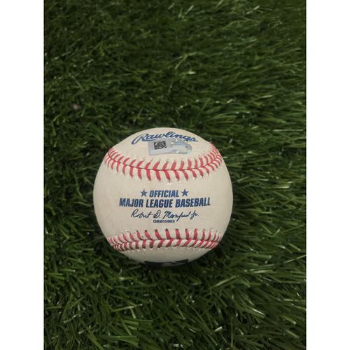Photo of Bryce Harper Home Run Baseball - 9/23/2020