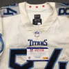 NFL - London Games Titans Corey Davis Game Issued Jersey VS. Chargers ( October 21st