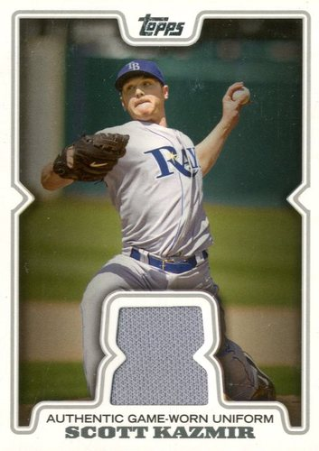 Photo of 2008 Topps Retail Relics #SK Scott Kazmir