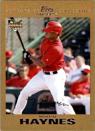 Photo of 2007 Topps Update Gold #181 Nathan Haynes
