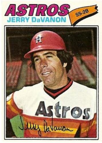 Photo of 1977 Topps #283 Jerry DaVanon