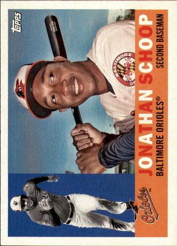 Photo of 2017 Topps Archives #27 Jonathan Schoop