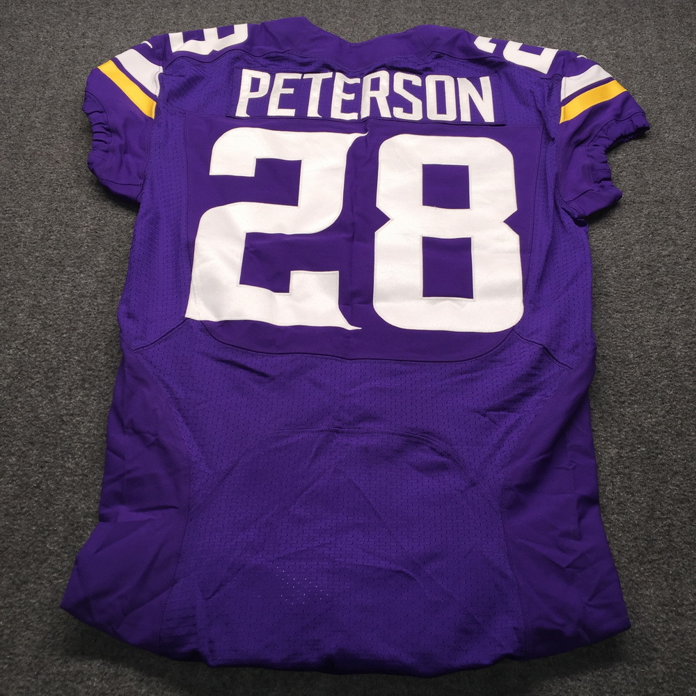 adrian peterson jersey sales