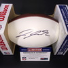 NFL - STEELERS WR JAYLEN SAMUELS SIGNED PANEL BALL