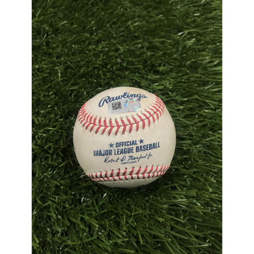 Photo of Andrew McCutchen Home Run Baseball - 9/23/2020