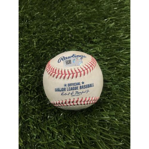 Andrew McCutchen Home Run Baseball - 9/23/2020