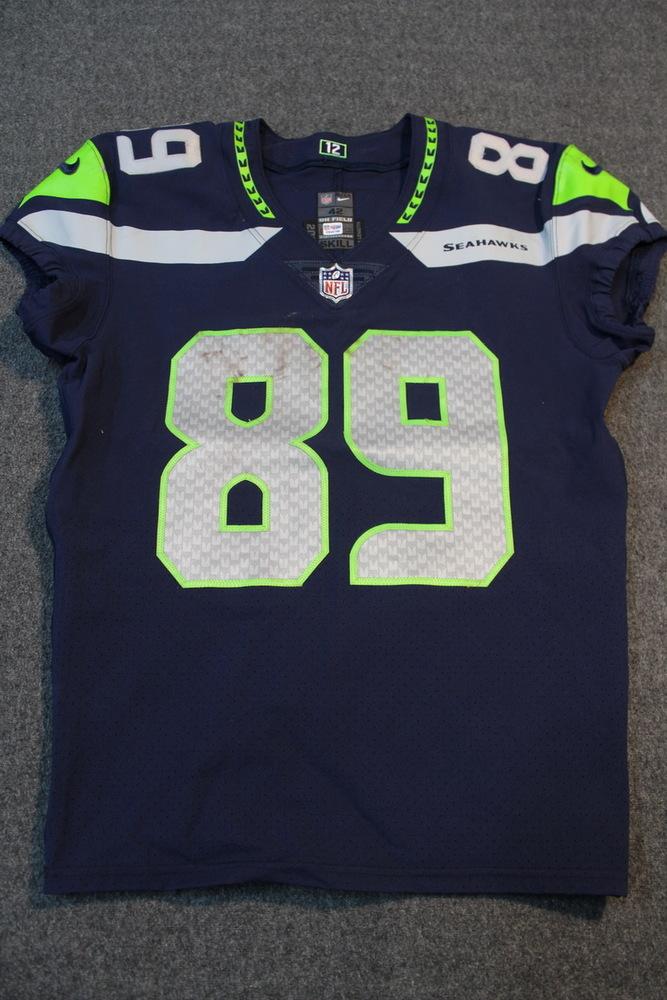 NFL Auction | Crucial Catch - Seahawks Doug Baldwin game worn ...