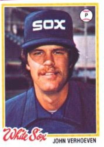 Photo of 1978 Topps #329 John Verhoeven