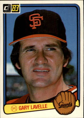 Photo of 1983 Donruss #60 Gary Lavelle