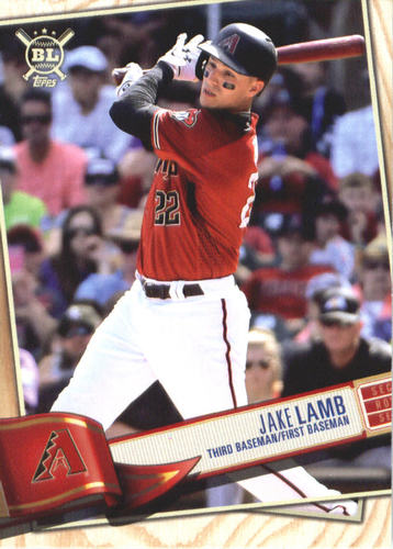 Photo of 2019 Topps Big League #187 Jake Lamb