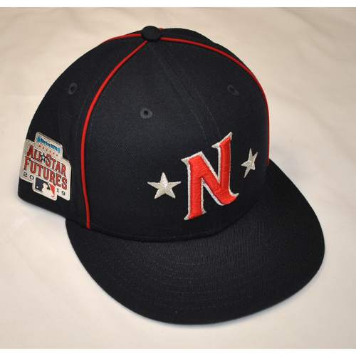 Photo of Game-Used Cap - 2019 All-Star Futures Game - Ian Anderson (Braves)