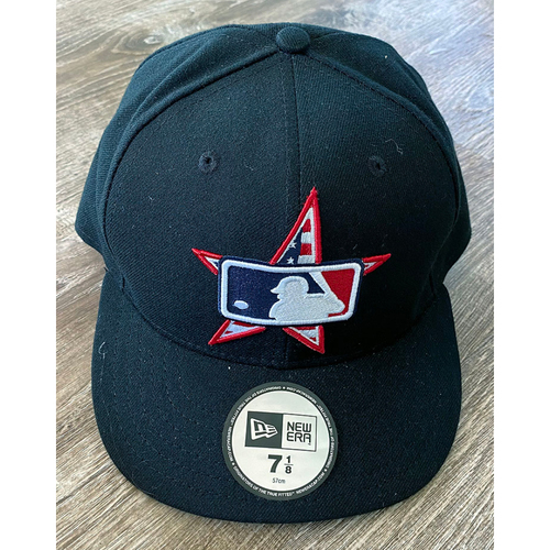 Photo of UMPS CARE AUCTION: Official Specialty MLB Stars and Stripes Base Cap, Size 7 1/8