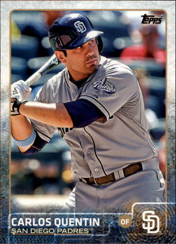 Photo of 2015 Topps #32 Carlos Quentin