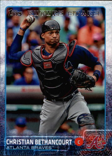 Photo of 2015 Topps #523 Christian Bethancourt FS