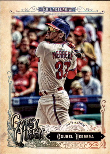 Photo of 2017 Topps Gypsy Queen #28 Odubel Herrera