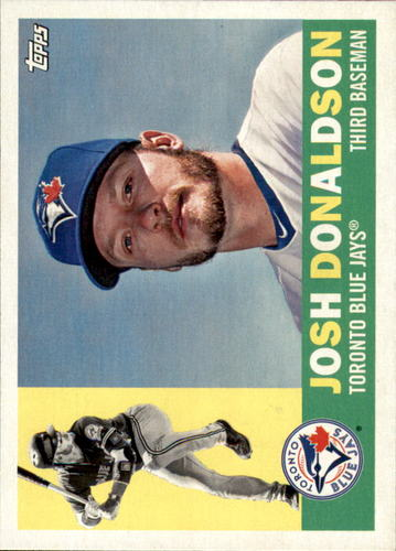 Photo of 2017 Topps Archives #29 Josh Donaldson