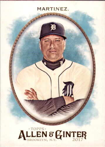Photo of 2017 Topps Allen and Ginter #247 Victor Martinez