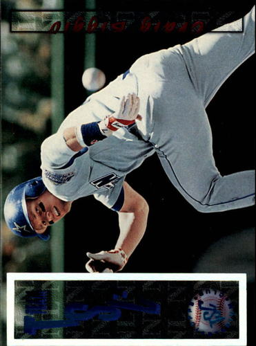 Photo of 1996 Stadium Club #186 Craig Biggio TSC SP